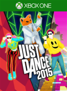 Just Dance 2015cover